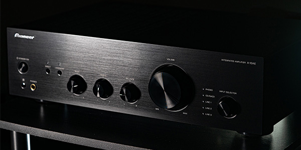 A-10AE Integrated Amplifier