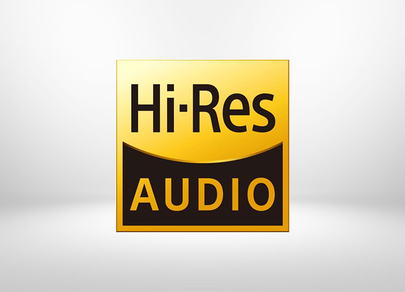 Hi-Res Audio File Playback via USB/Network