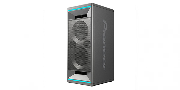 CLUB5 One-Box Audio System